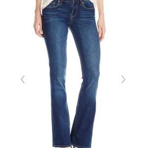 Lucky brand sophia boot cut jeans
